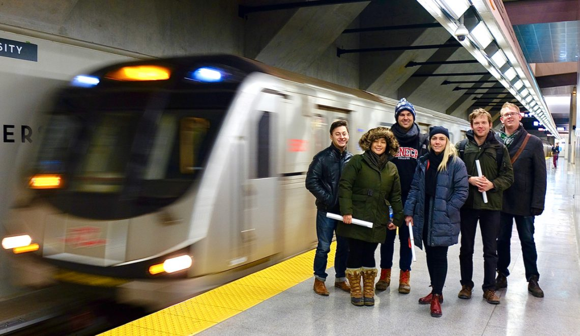 TTC Subway Extension Gets Student Commuters Back on Track