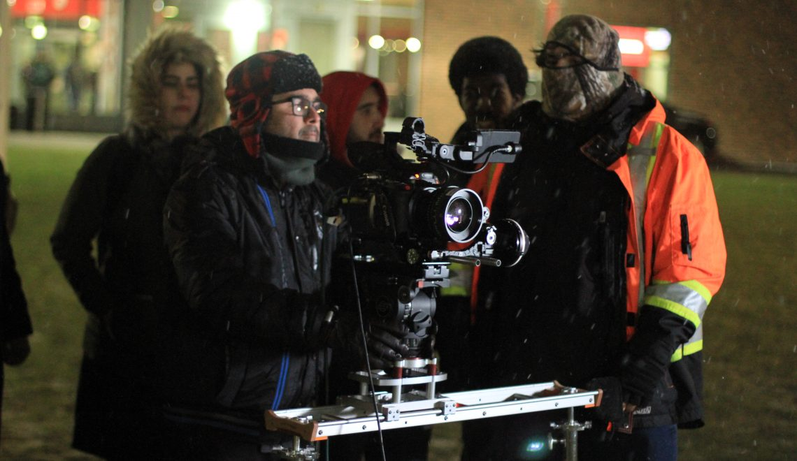Braving the Elements – A Lesson in Filming at Night